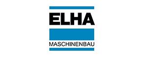 Logo - ELHA-MASCHINENBAU