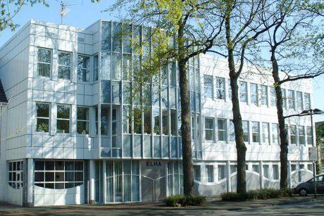 ELHA-MASCHINENBAU Liemke KG, Werk 1 - Hövelhof, Allee 16
