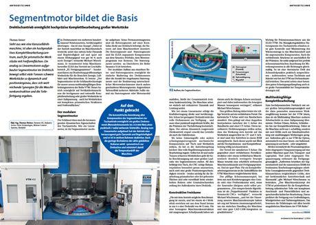 Vorschau - Segmentmotor bildet die Basis