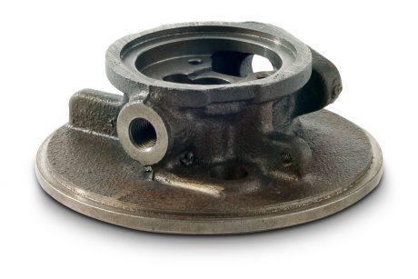 Werkstück - Lagergehäuse Turbolader