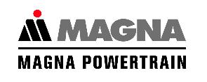 Logo - MAGNA Powertrain