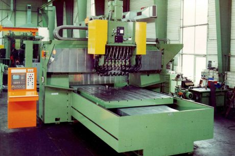 ELHA multispindle machine
