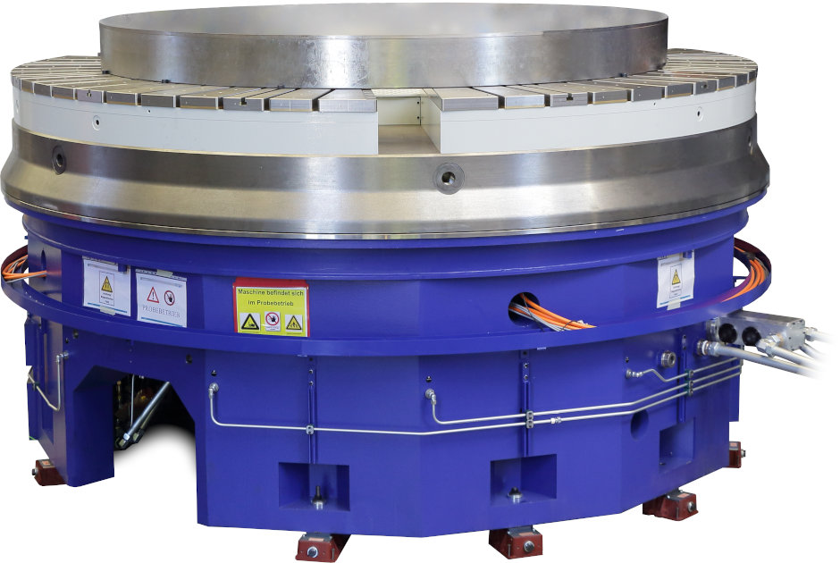 VTM-Rotary Table