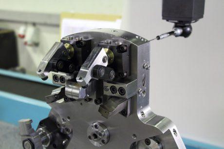 Spannvorrichtung auf einer Koordinatenmessmaschine
