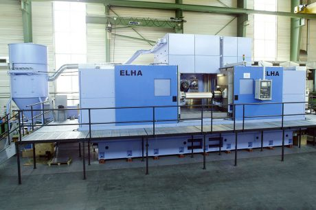 ELHA special machining center