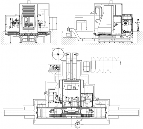 SPX 5111 Zeichnung