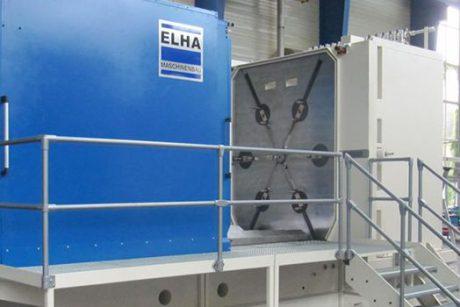 SPX 5207 6-Spindel Tiefloch-Bohr-Bearbeitungszentrum