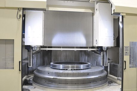 VTM ht Maschineninnenraum