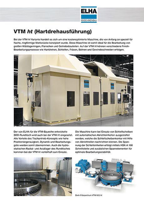 Vorschau - Flyer Siemens VTM ht